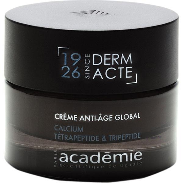 Academie Derm Acte Интенсивный омолаживающий крем с кальцием, пептидами и тетрапептидами, 50мл